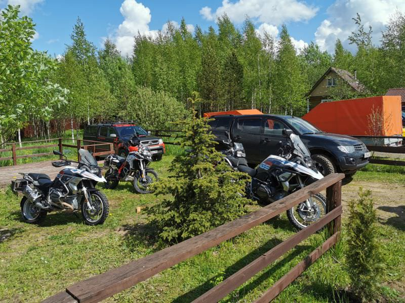 Valday Off-road enduro RMT training